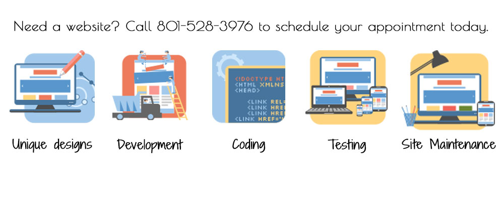 Need WEBSITE ? Call 801-528-3976 to schedule your appointment today
