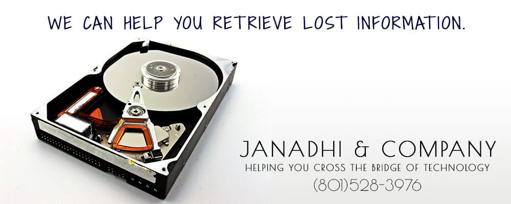 Hard Drive crash, need to recover your information Contact US 801-528-3976 we can help you